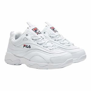 🔥NIB Authentic FILA Women Disarray Sneaker White